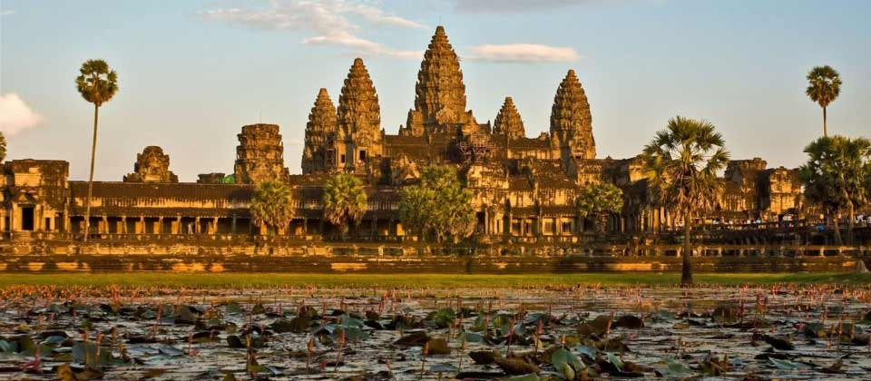 Monuments of Cambodia